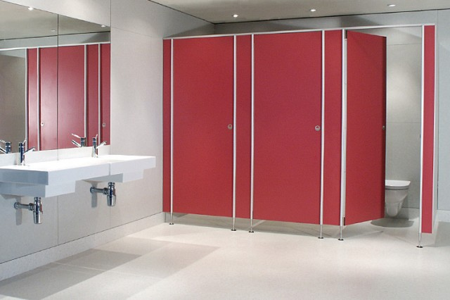 Grant Westfield washroom cubicles Entity 12
