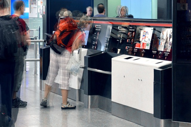 Heathrow security compliance furniture product sample cases