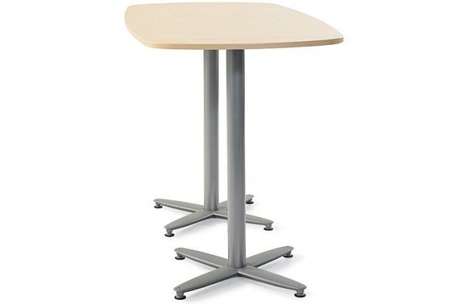 Kinnarps series[T] standing-height table