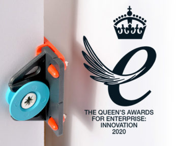 Button-fix wins Queen's Award for Enterprise