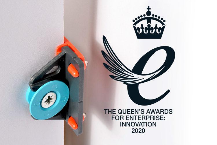 Button-fix wins Queen's Award for Enterprise